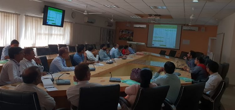 Training of District Nodal Officers of Haryana