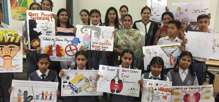 Generation Saviour Association organizes 22nd Annual Inter-School Painting Competition
