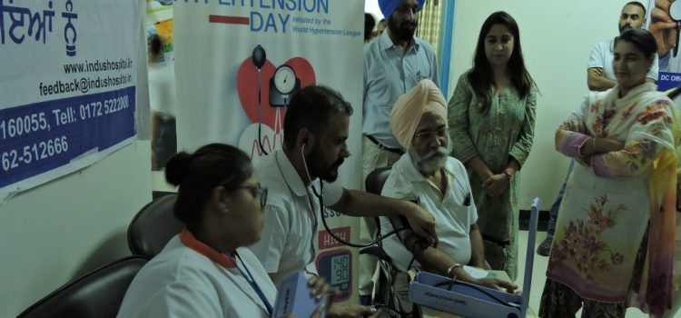 GSA celebrates World Hypertension Day